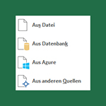 Excel 2016 Power Query