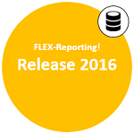 FLEX-Reporting! Release 2016 Datawarehouse