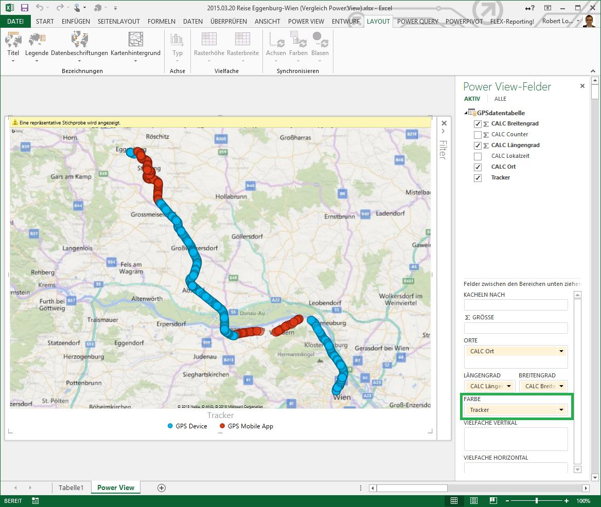 Geo-Visualisierung mit Power View im direkten Vergleich | Linearis ...