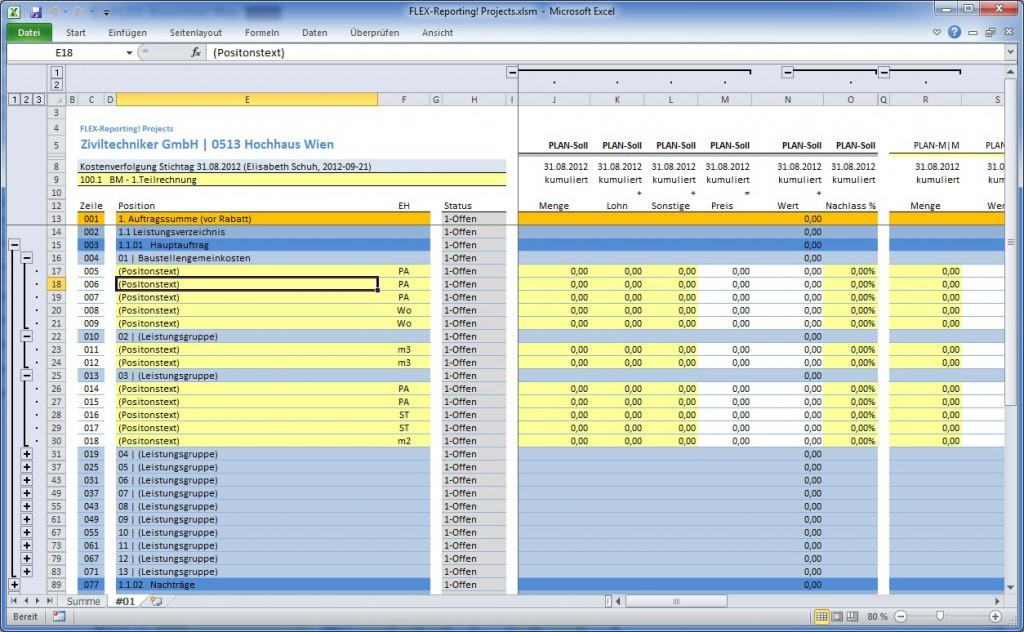 Excel 2010 Add-In mit eigenem Ribbon erstellen | Linearis :: BI für ...